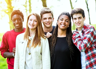 Restore Troubled Teens - Teens experiencing restoration at recovery therapeutic school for youth